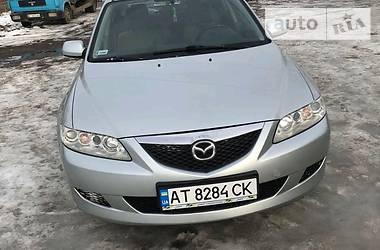 Mazda 6 2003 в Івано-Франківську