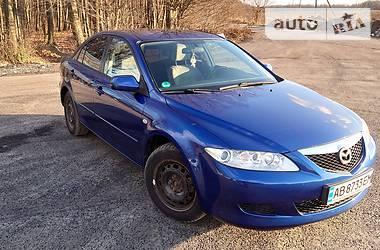 Mazda 6 2002 в Виннице