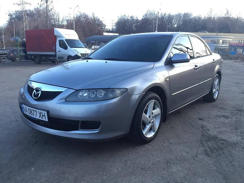 Mazda 6 2006 в Киеве