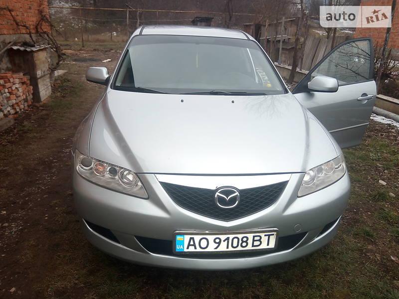 Mazda 6 2005 в Хусте