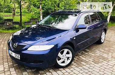Mazda 6 2004 в Івано-Франківську