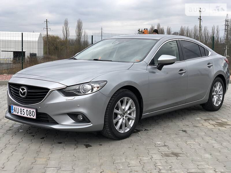 Mazda 6 2015 в Луцке