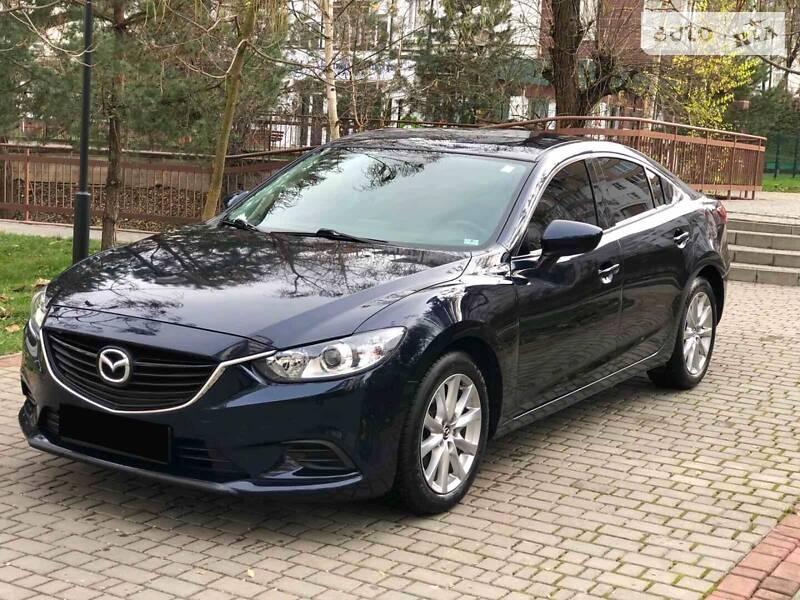 Mazda 6 2017 в Стрые