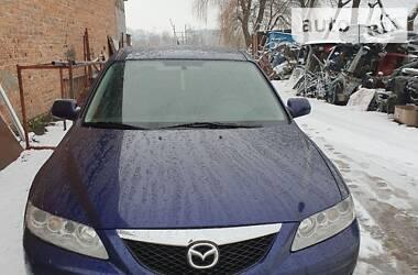 Mazda 6 2003 в Ровно