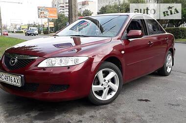 Mazda 6 2003 в Луцке