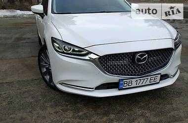 Седан Mazda 6 2019 в Северодонецке
