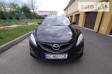 Универсал Mazda 6 2011 в Луцке