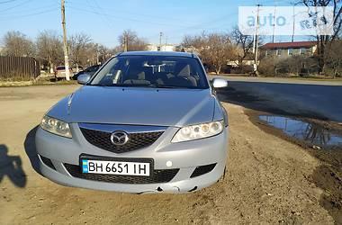 Хэтчбек Mazda 6 2003 в Одессе