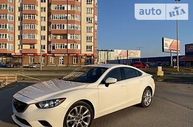 Mazda 6 2016 в Івано-Франківську