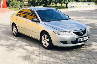 Лифтбек Mazda 6 2003 в Кропивницком
