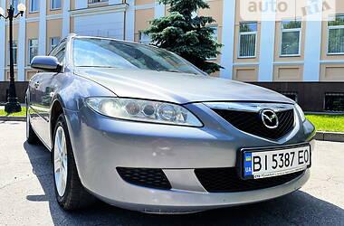 Универсал Mazda 6 2006 в Полтаве