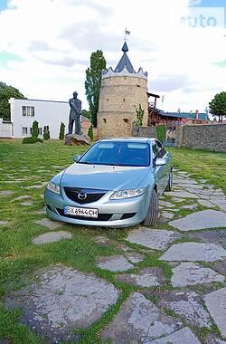 Седан Mazda 6 2005 в Хмельницком
