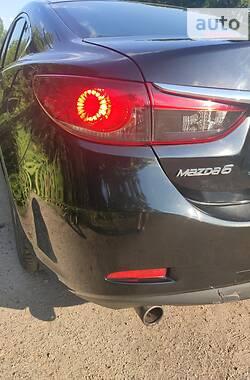 Седан Mazda 6 2016 в Нікополі