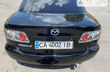 Седан Mazda 6 2005 в Звенигородке