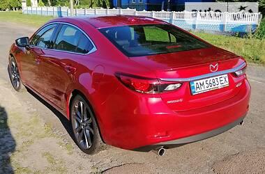 Седан Mazda 6 2017 в Житомире