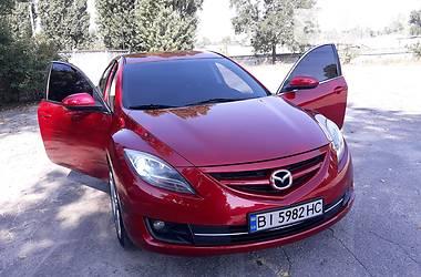 Седан Mazda 6 2012 в Кременчуге