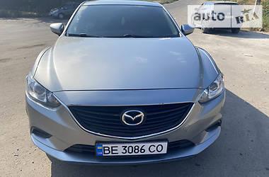 Седан Mazda 6 2013 в Николаеве