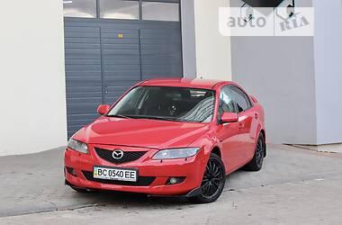 Лифтбек Mazda 6 2003 в Львове