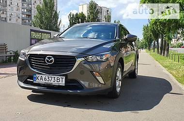 Внедорожник / Кроссовер Mazda CX-3 2015 в Киеве