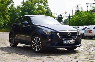 Позашляховик / Кросовер Mazda CX-3 2019 в Львові
