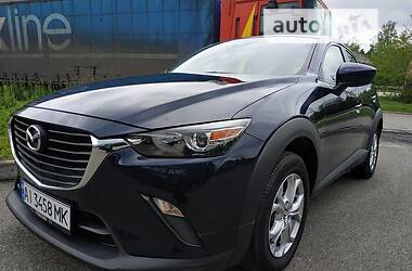 Позашляховик / Кросовер Mazda CX-3 2018 в Києві