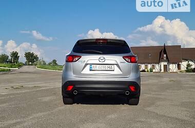 Позашляховик / Кросовер Mazda CX-5 2015 в Дніпрі