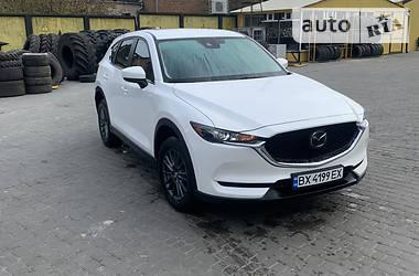 Хетчбек Mazda CX-5 2019 в Хмельницькому