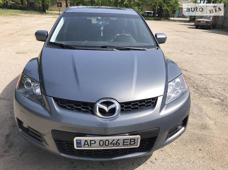 Mazda CX-7 турбо