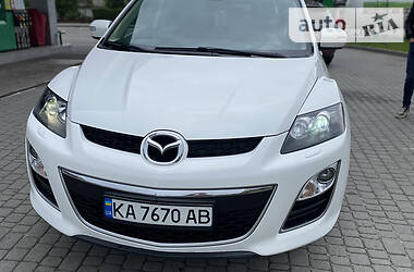 Mazda CX-7 2010 в Вышгороде
