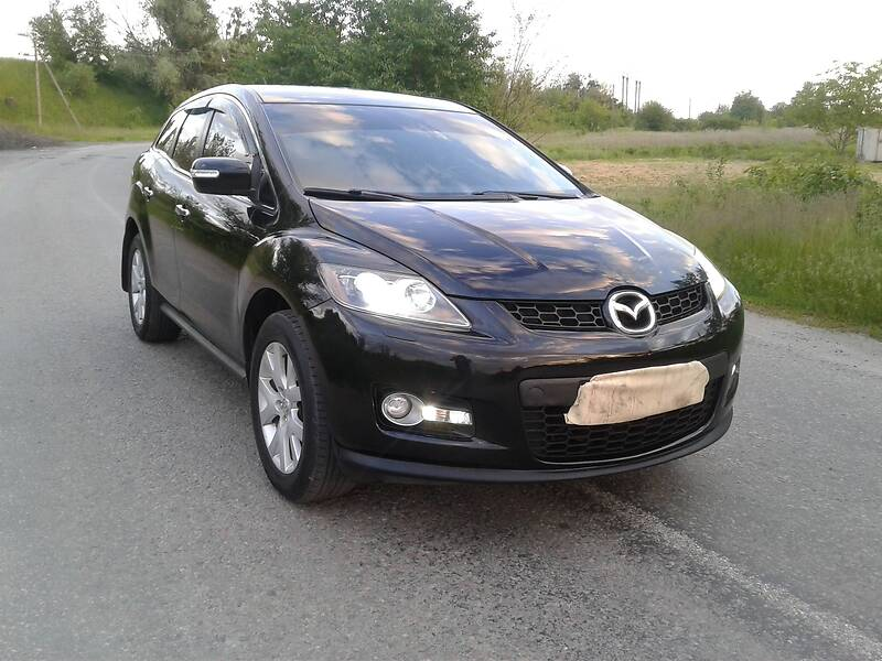 Внедорожник / Кроссовер Mazda CX-7 2007 в Киеве