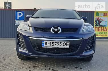 Позашляховик / Кросовер Mazda CX-7 2011 в Києві