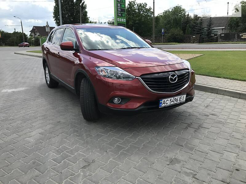 Mazda CX-9 2013 в Луцке