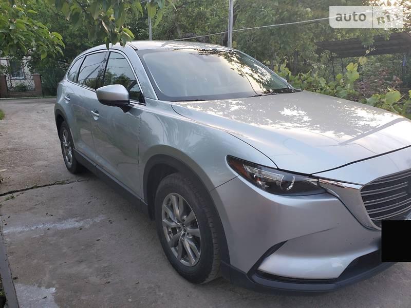 Внедорожник / Кроссовер Mazda CX-9 2018 в Днепре