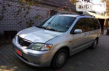 Mazda MPV 2002 в Николаеве