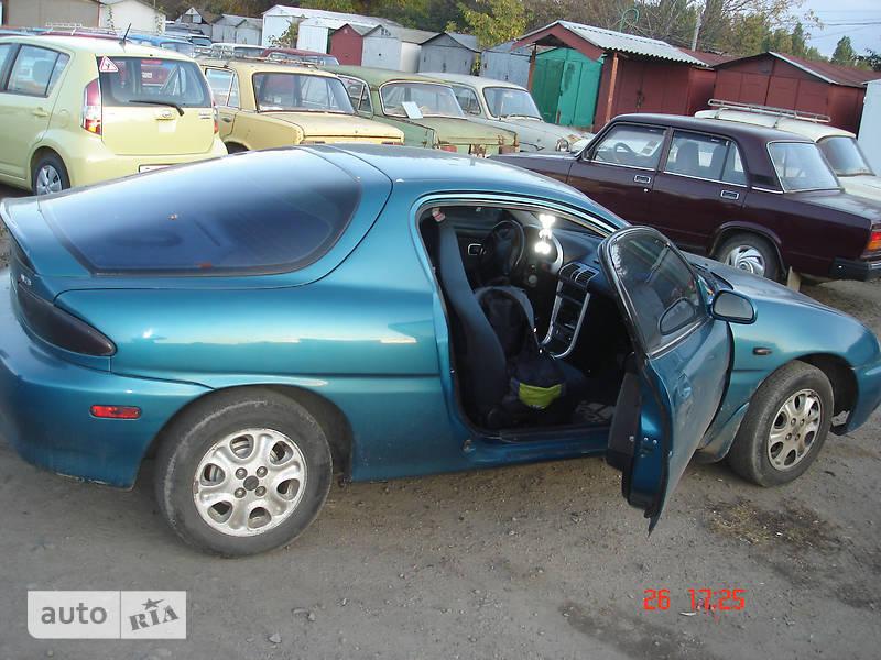 Mazda MX-3 1992 в Одессе