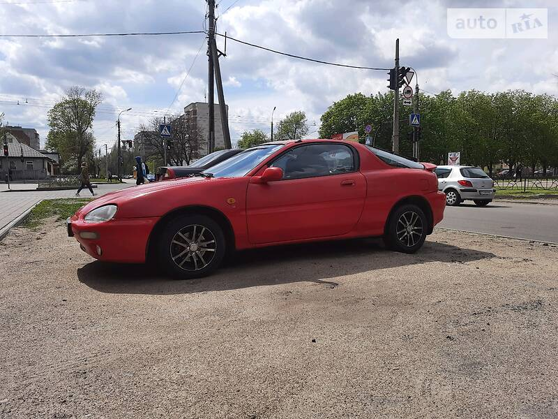 Купе Mazda MX-3 1994 в Черкассах
