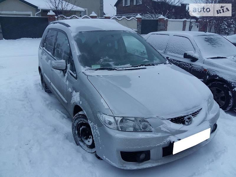 Mazda Premacy 2006 года