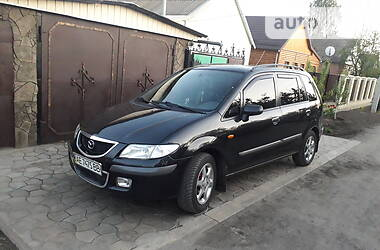 Mazda Premacy 2001 в Никополе