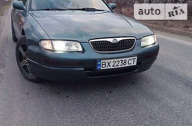 Mazda Xedos 9 1996 в Теофиполе