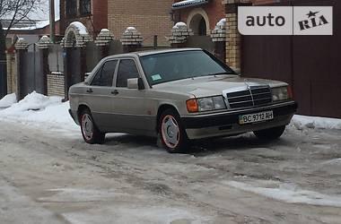 Mercedes-Benz 190 1990 в Славянске