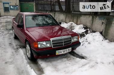 Mercedes-Benz 190 sportline 1991