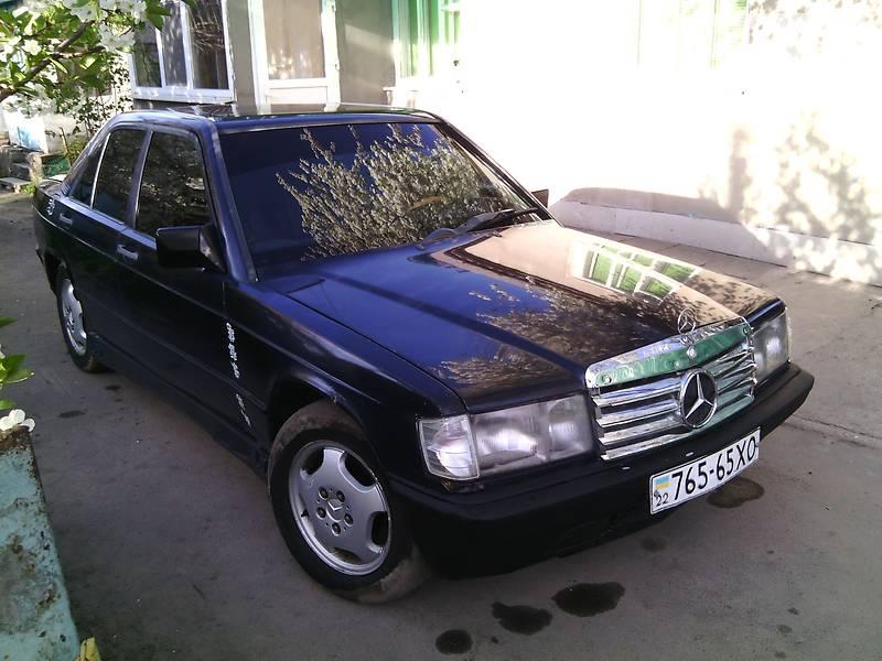 Mercedes-Benz 190 1988 в Изяславе