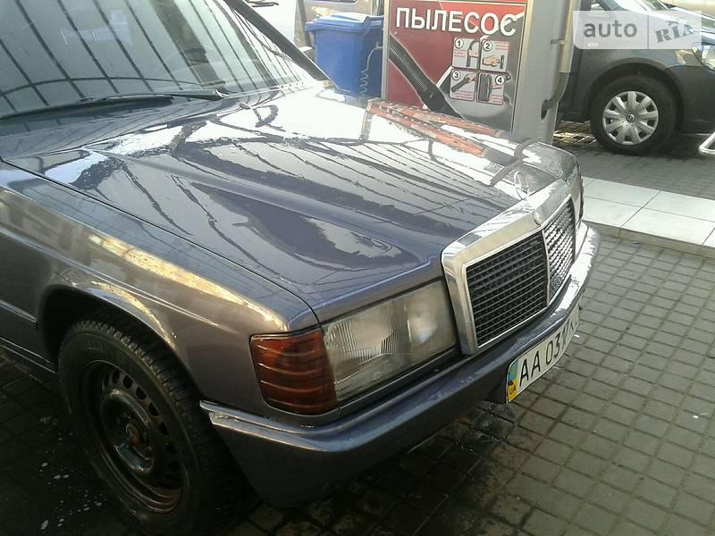Mercedes-Benz 190 1983 в Кропивницькому