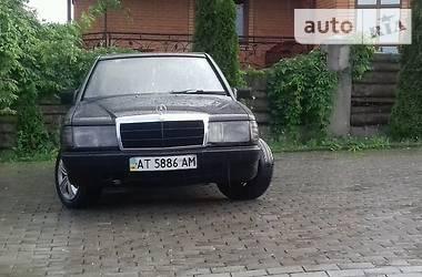 Mercedes-Benz 190 1986