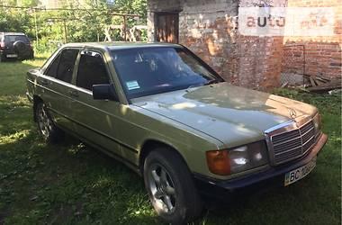 Mercedes-Benz 190 1986 в Червонограде