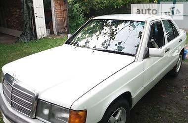 Mercedes-Benz 190 1991 в Киеве