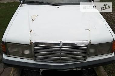 Mercedes-Benz 190 1983 в Ивано-Франковске