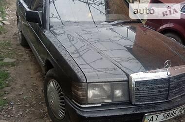 Mercedes-Benz 190 1986 в Хусте