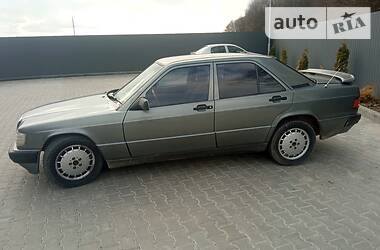 Mercedes-Benz 190 1990 в Теребовле