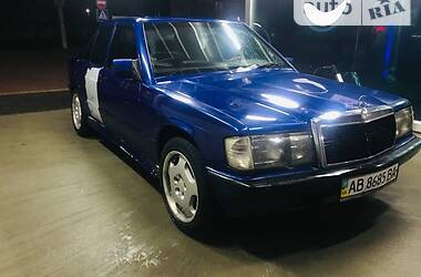 Mercedes-Benz 190 1987 в Белой Церкви